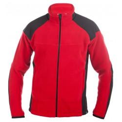Bluza polarowa Extreme 300 czerwony Attiq