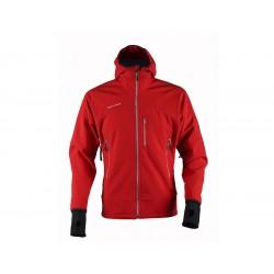 Softshell Montano Bugaboos II czerwona