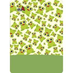 Chusta zimowa dziecięca Frog