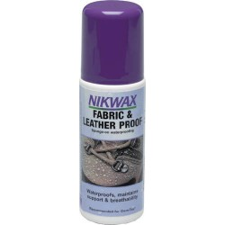 Impregnat Tkanina i Skóra spray 125 ml Nikwax