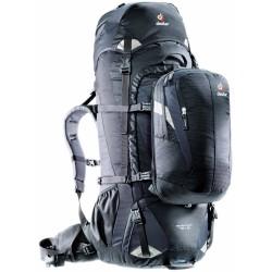 Deuter Quantum 70+10 - black/silver plecak