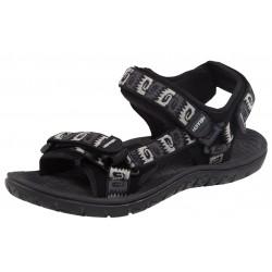 Sandały męskie Strap HANNAH czarne