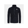 TNF Glacier 100 full zip polar męski black